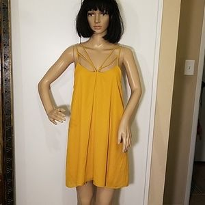 NWT Lovely Day Minidress/Long Top